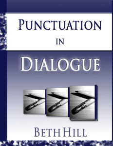 punctuation in dialogue