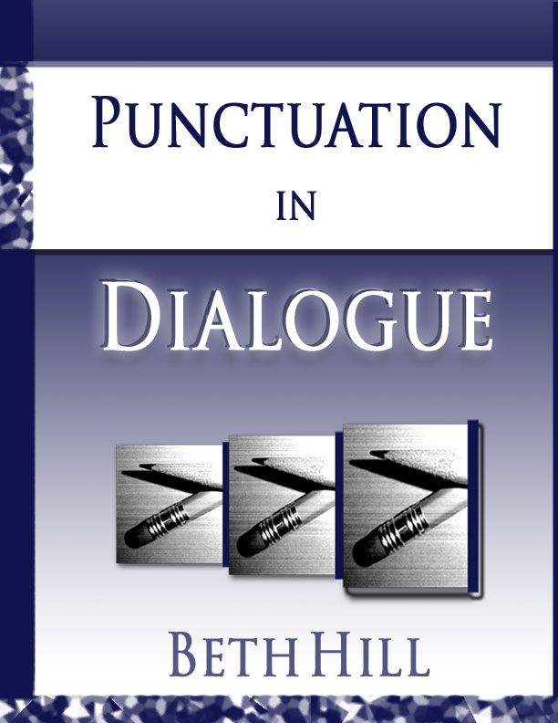 How To Punctuate Dialogue The Editors Blog